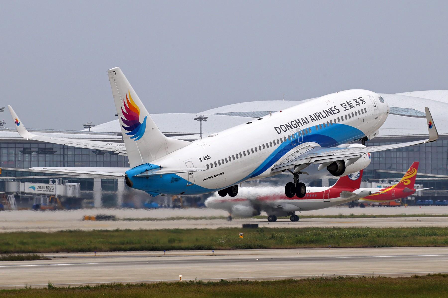 Re:[原创]【BLDDQ】******NKG07/25单跑道运行中****** BOEING 737-800 B-6981 中国南京禄口国际机场