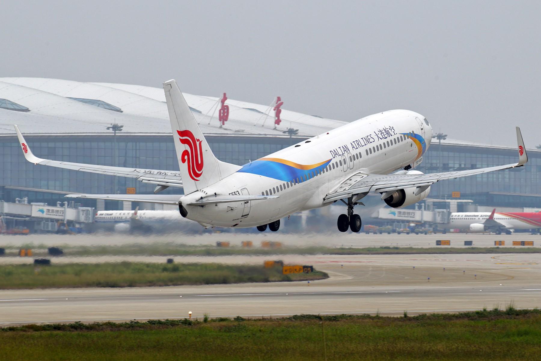 Re:[原创]【BLDDQ】******NKG07/25单跑道运行中****** BOEING 737-800 B-5553 中国南京禄口国际机场