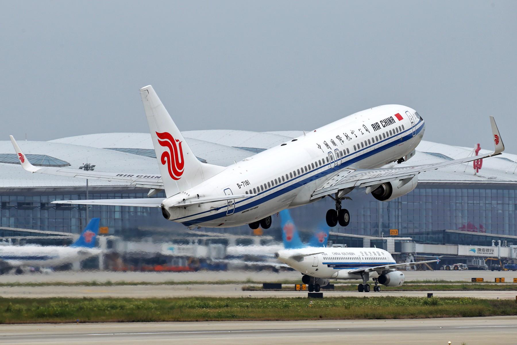 Re:[原创]【BLDDQ】******NKG07/25单跑道运行中****** BOEING 737-800 B-7181 中国南京禄口国际机场
