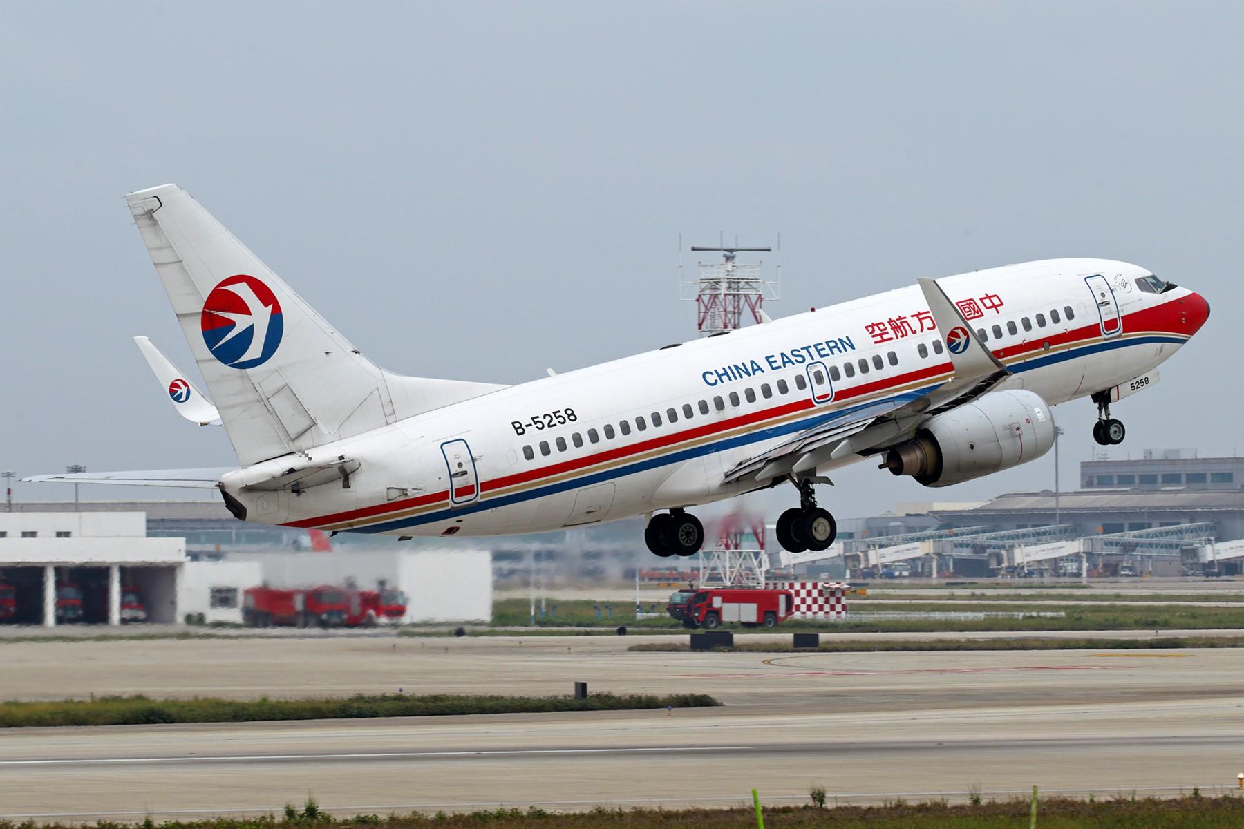 Re:[原创]【BLDDQ】******NKG07/25单跑道运行中----先贴波音****** BOEING 737-700 B-5258 中国南京禄口国际机场