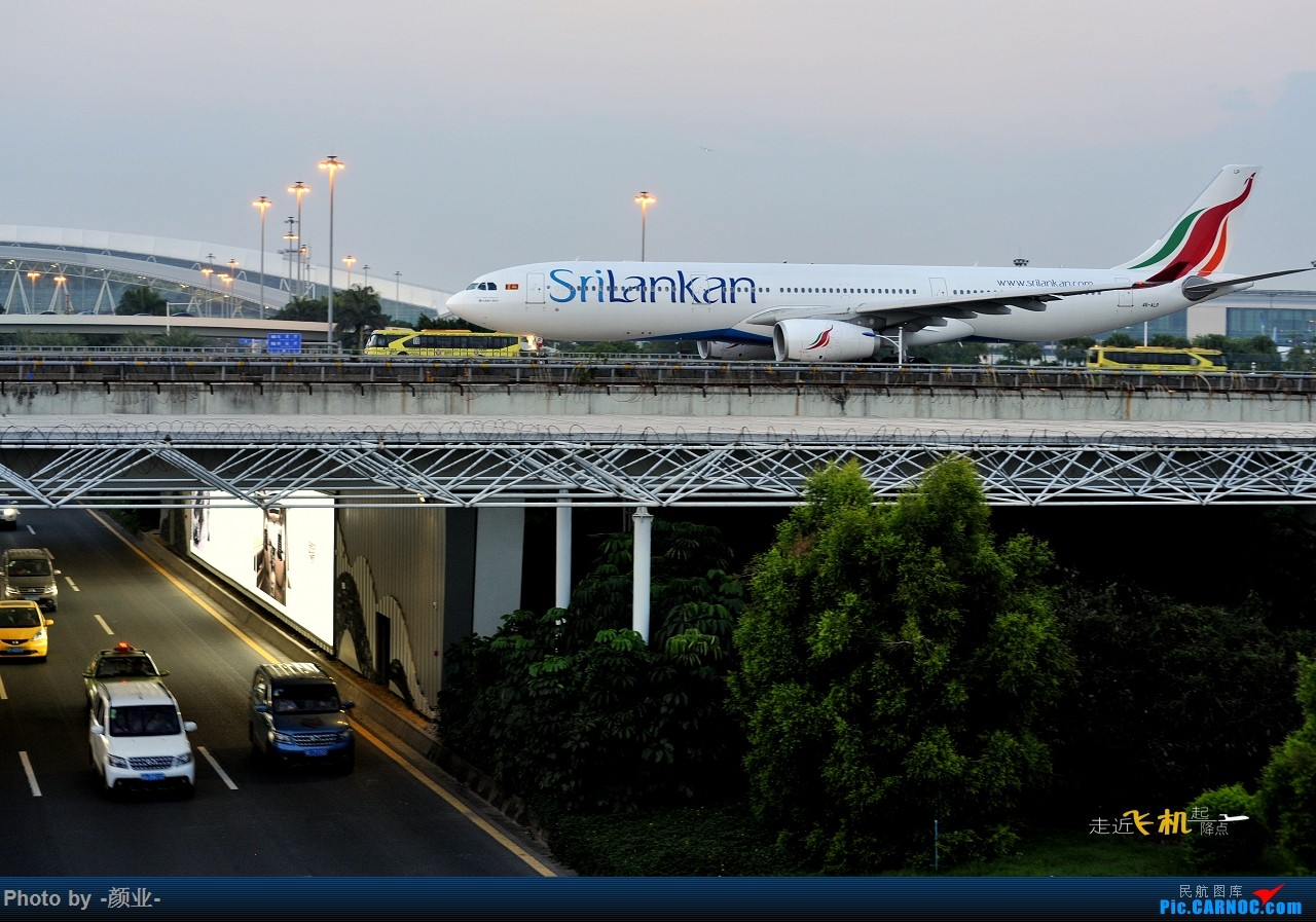 Re:[原创]2011-2016我的打灰机心情[广州] AIRBUS A330-300 4R-ALP 中国广州白云国际机场