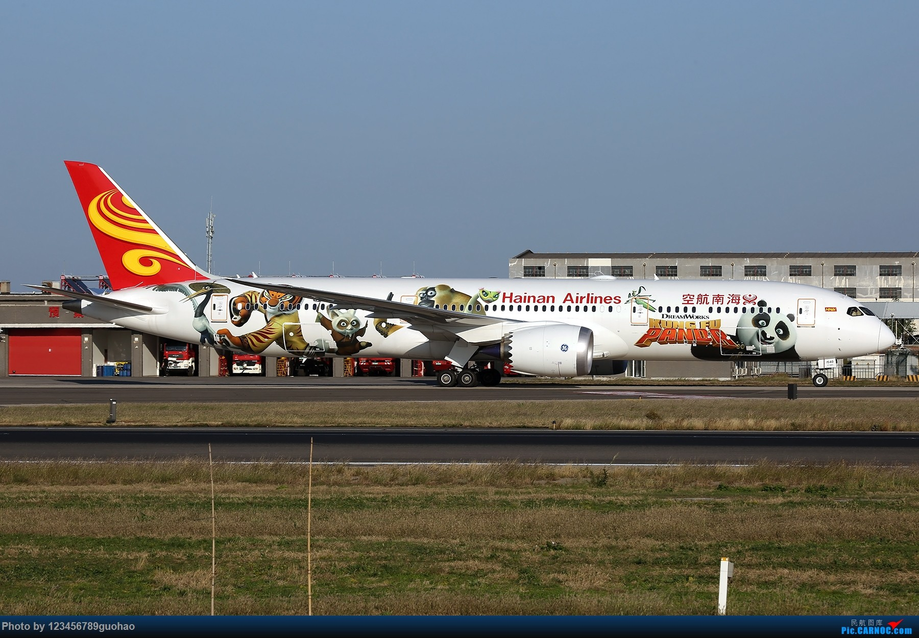 Re:俩猫儿-炸 BOEING 787-9 B-1540 北京首都国际机场