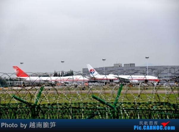 [原创]宁波机场747 BOEING 747
