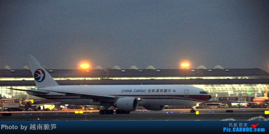 Re:[原创]宁波机场747 BOEING 777-200