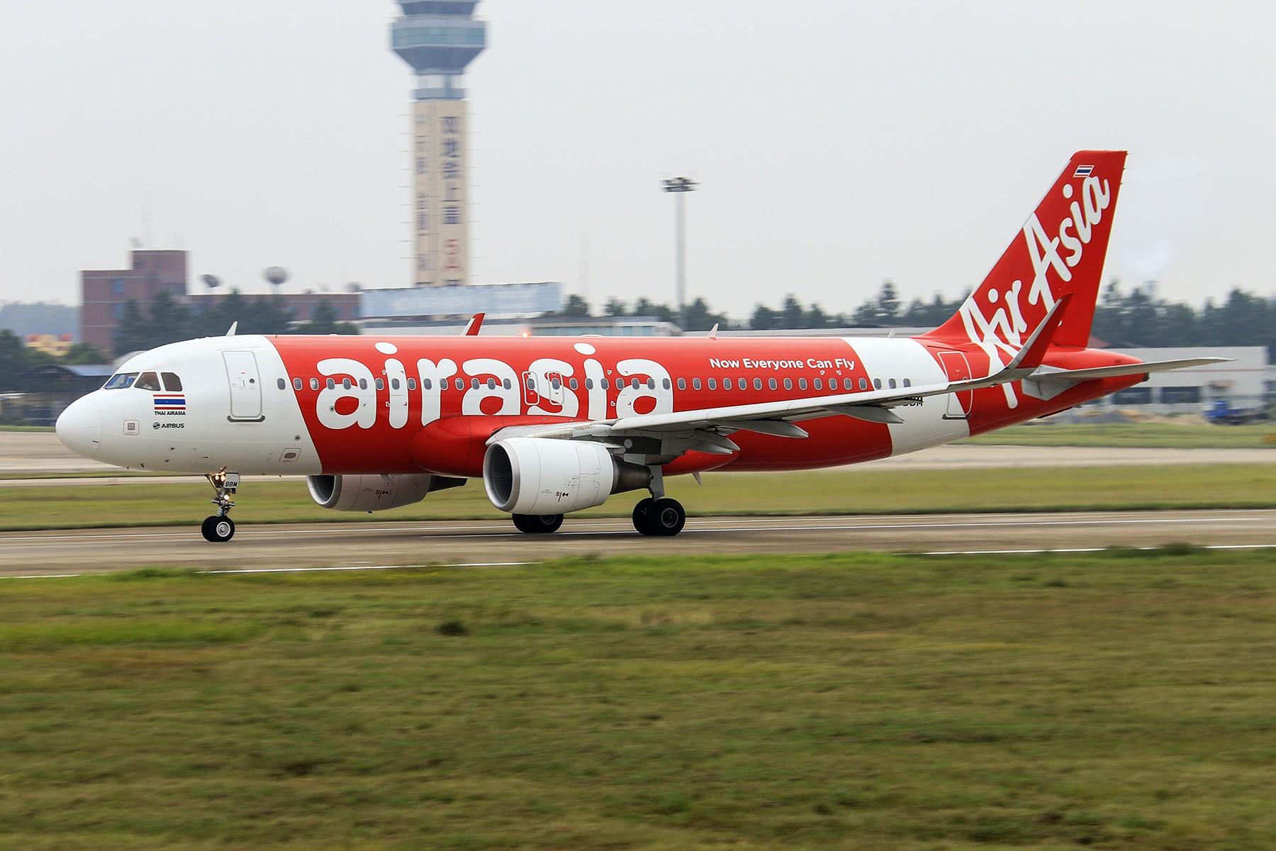 【南昌飞友会】AIRASIA~~~~~~~HS-BBM【1800*1200高清大图】 AIRBUS A320-200 HS-BBM 中国南昌昌北国际机场