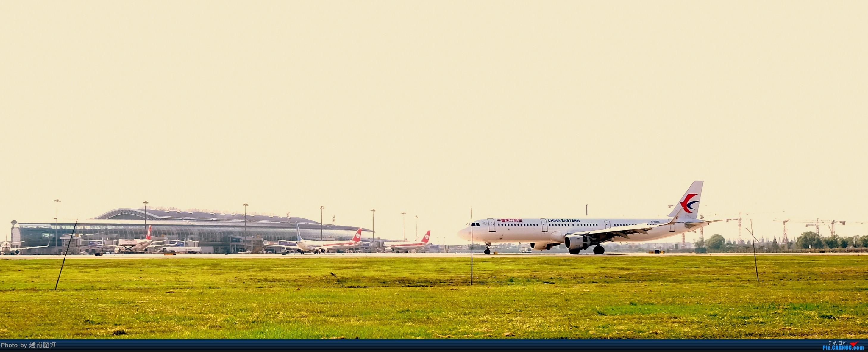 Re:[原创]宁波机场747 AIRBUS A321-200