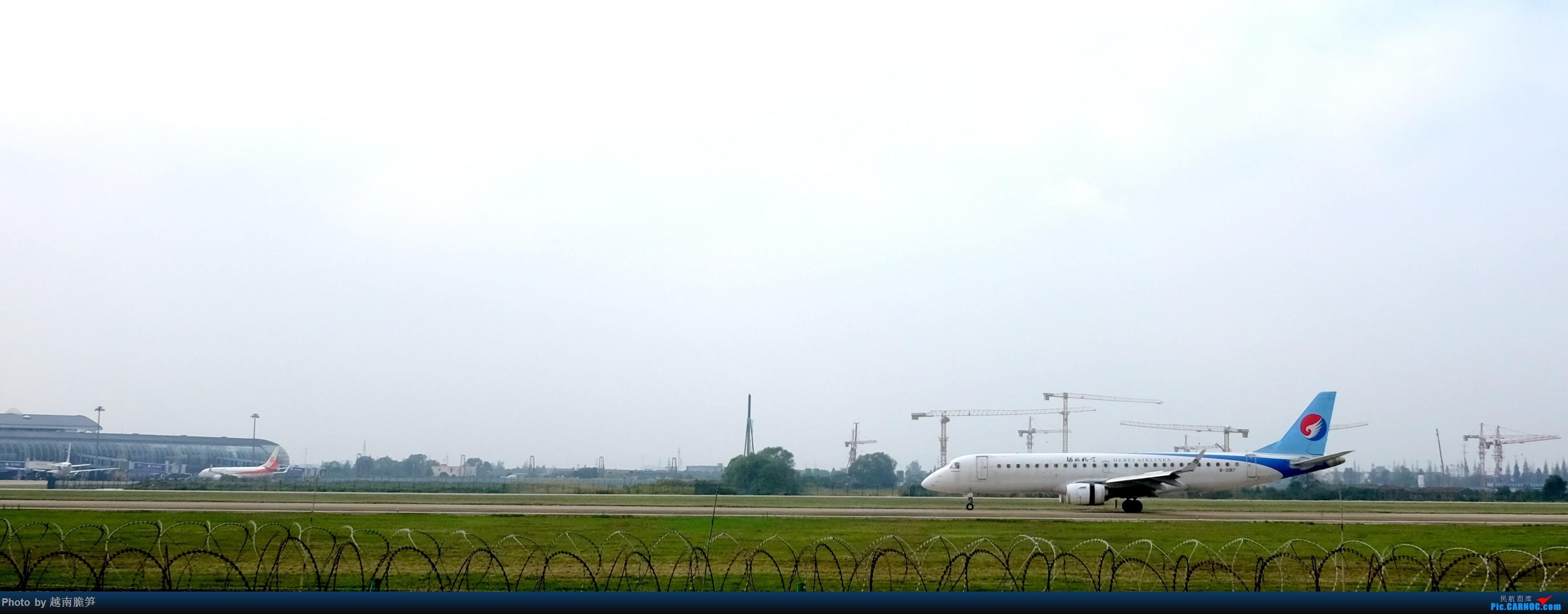 Re:[原创]宁波机场747 EMBRAER 190BJ