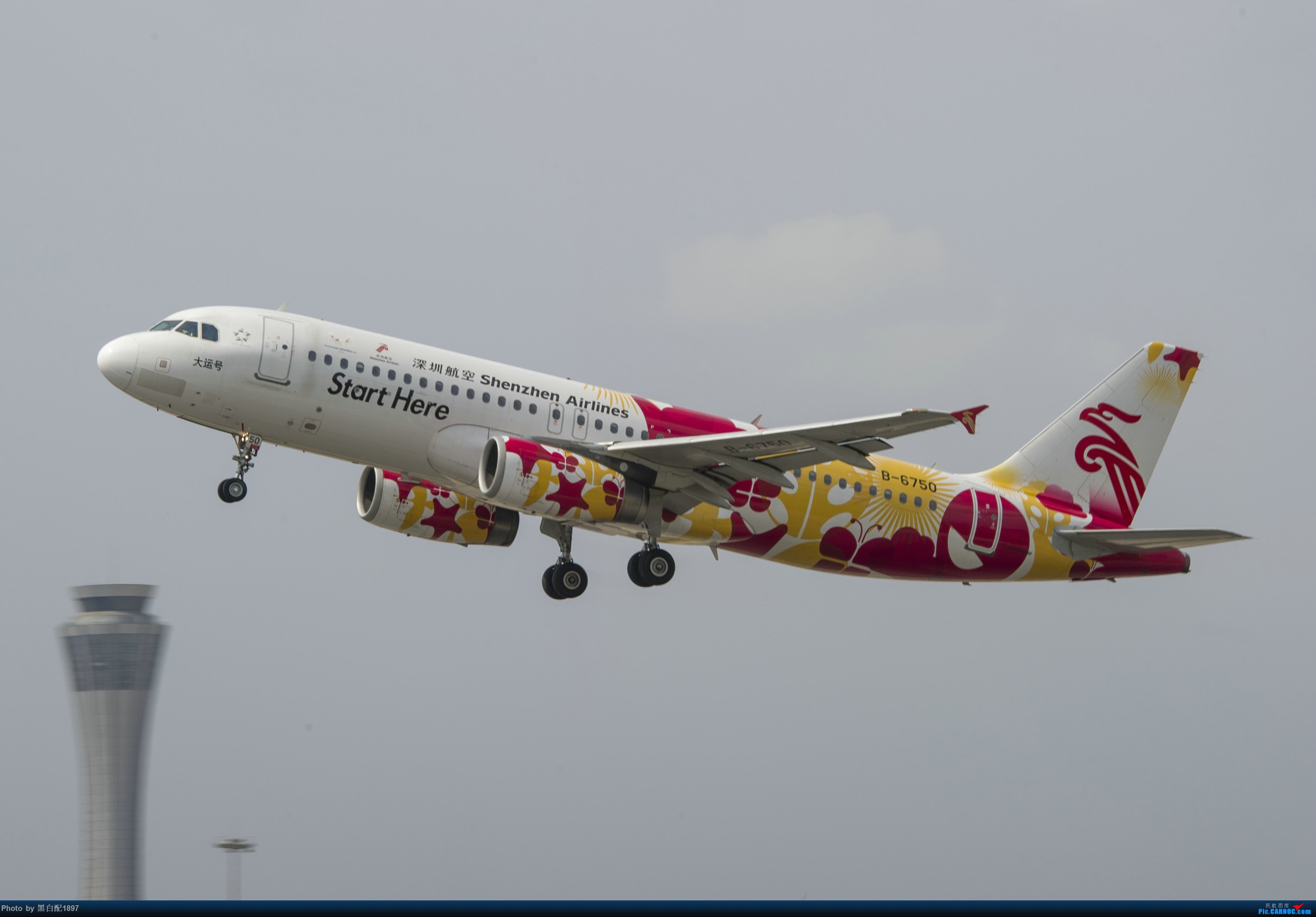 Re:[原创]国庆长水二日游之一 AIRBUS A320-200 B-6750 中国昆明长水国际机场