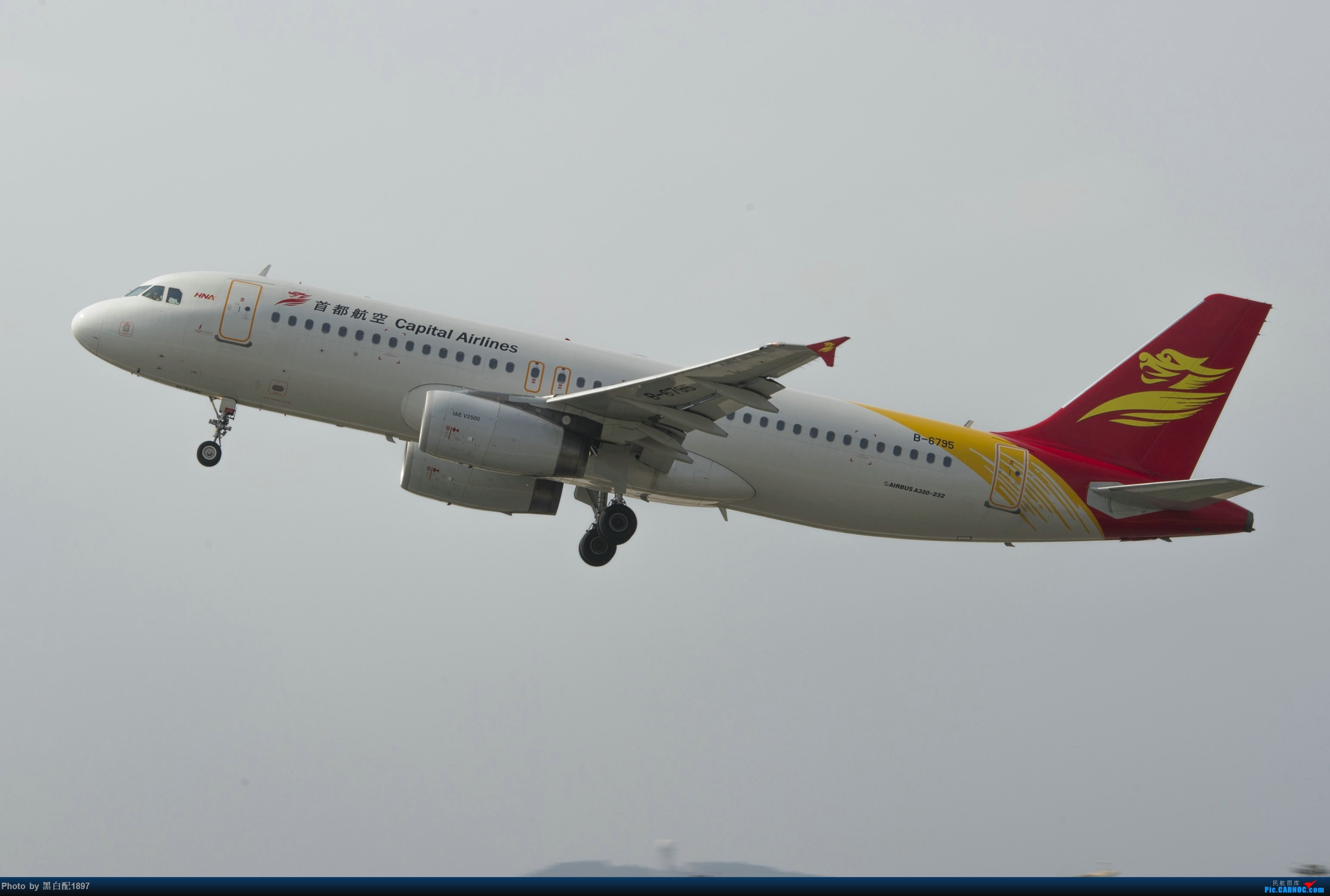 Re:国庆长水二日游之一 AIRBUS A320-200 B-6795 中国昆明长水国际机场