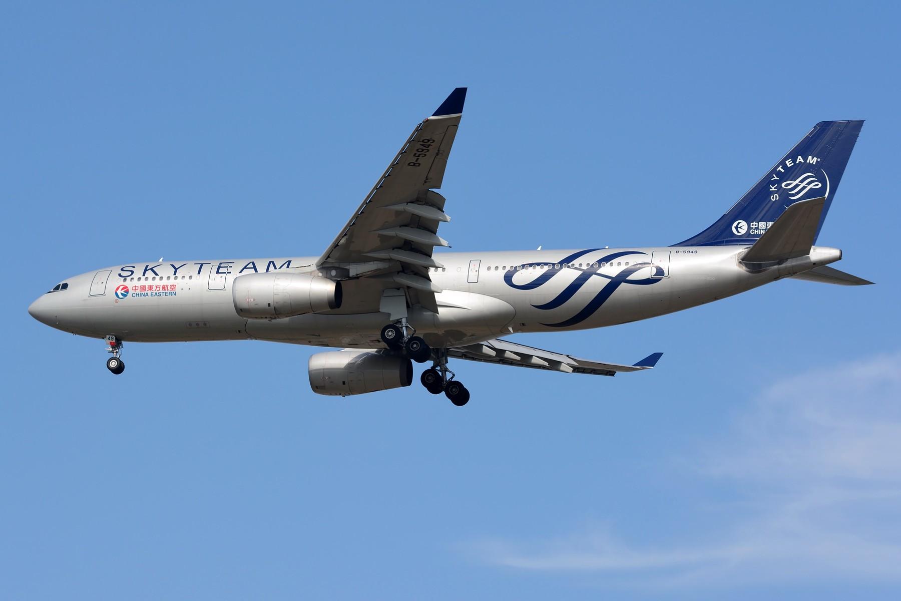 Re:[原创]【PVG】几张宽体 AIRBUS A330-200 B-5949 中国上海浦东国际机场