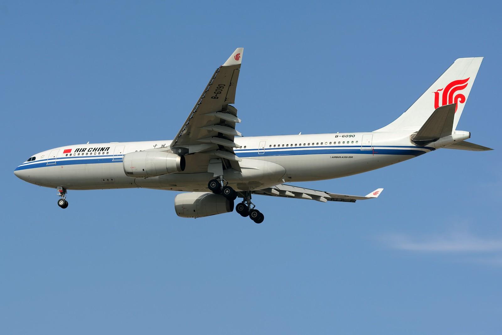 Re:[原创]【PVG】几张宽体 AIRBUS A330-200 B-6090 中国上海浦东国际机场