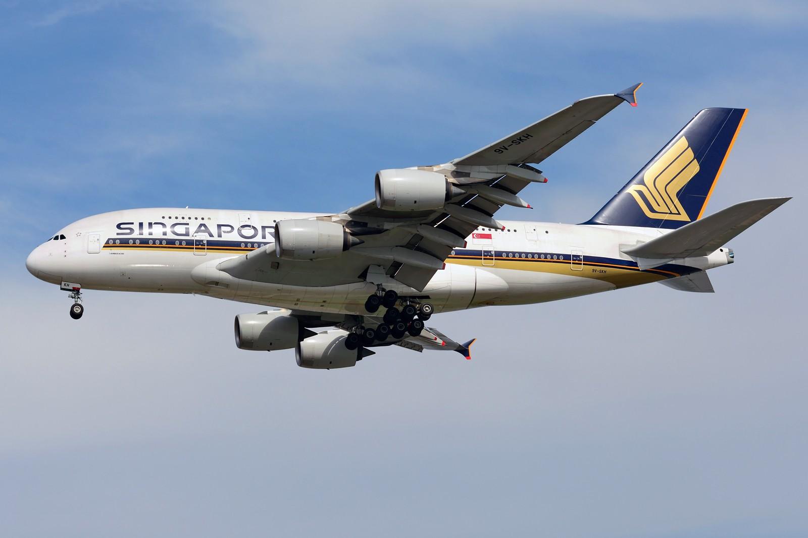 Re:[原创]【PVG】几张宽体 AIRBUS A380-800 9V-SKH 中国上海浦东国际机场