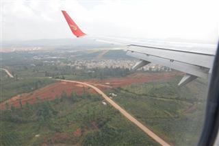 Re:]杭州行之三:返回,杭州—昆明,昆明航空KY8236,注册号:B-7870,波音737-700