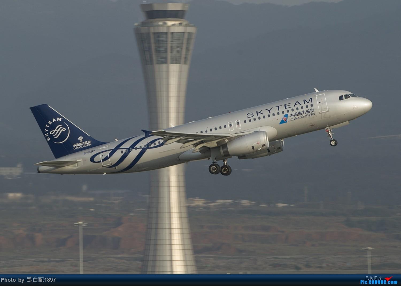Re:[原创]国庆长水二日游之二 AIRBUS A320-200 B-1697 中国昆明长水国际机场