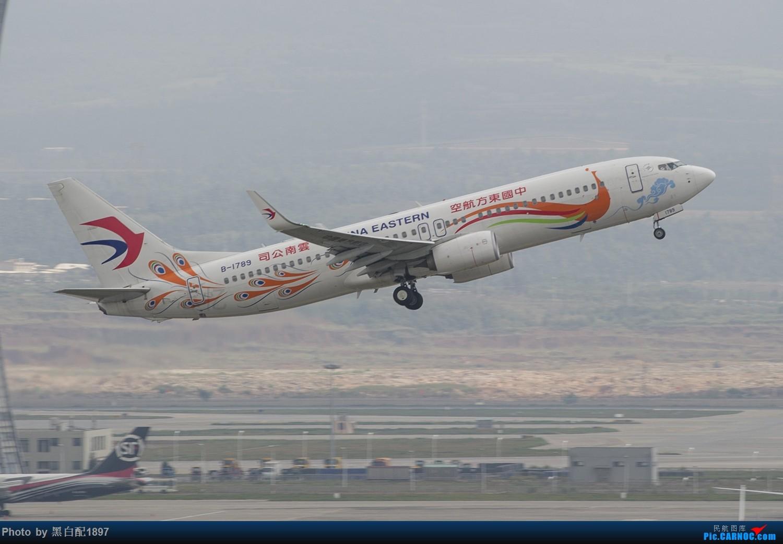 Re:[原创]国庆长水二日游之二 BOEING 737-800 B-1789 中国昆明长水国际机场