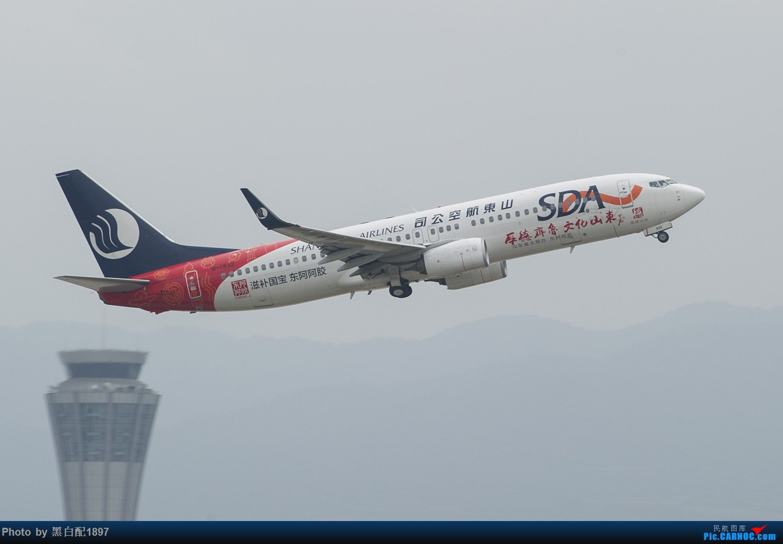 Re:[原创]国庆长水二日游之二 BOEING 737-800 B-1932 中国昆明长水国际机场