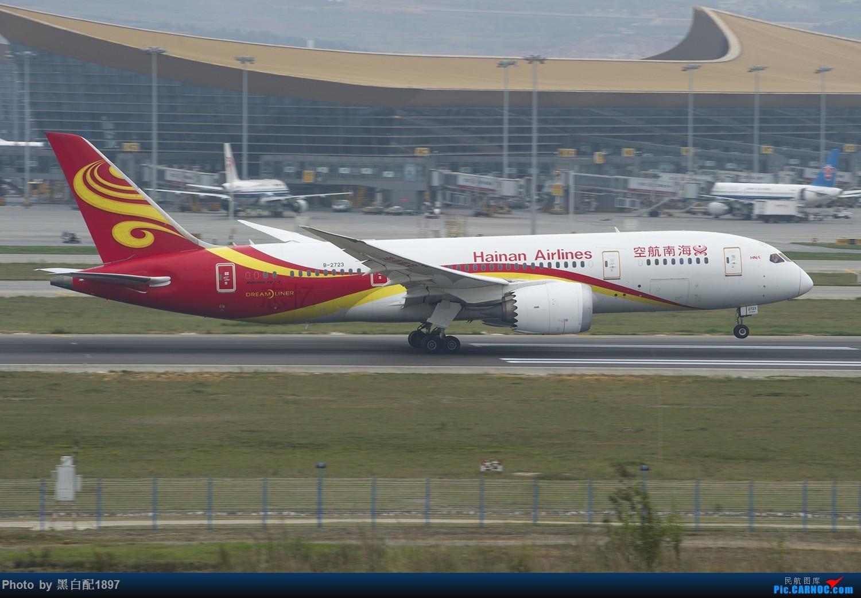 Re:国庆长水二日游之二 BOEING 787-8 B-2723 中国昆明长水国际机场