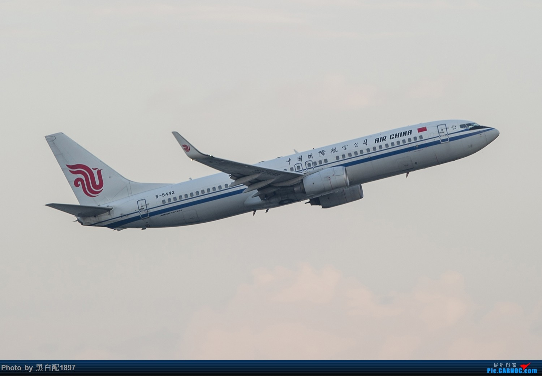 Re:[原创]国庆长水二日游之二 BOEING 737-800 B-5442 中国昆明长水国际机场