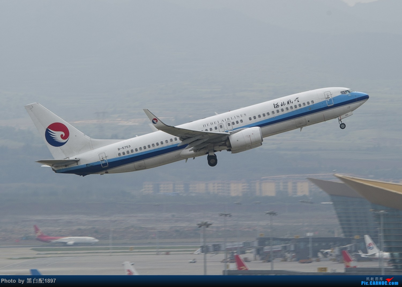 Re:[原创]国庆长水二日游之二 BOEING 737-800 B-5753 中国昆明长水国际机场