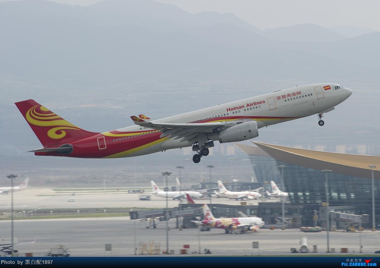 Re:[原创]国庆长水二日游之二 AIRBUS A330-200 B-6089 中国昆明长水国际机场