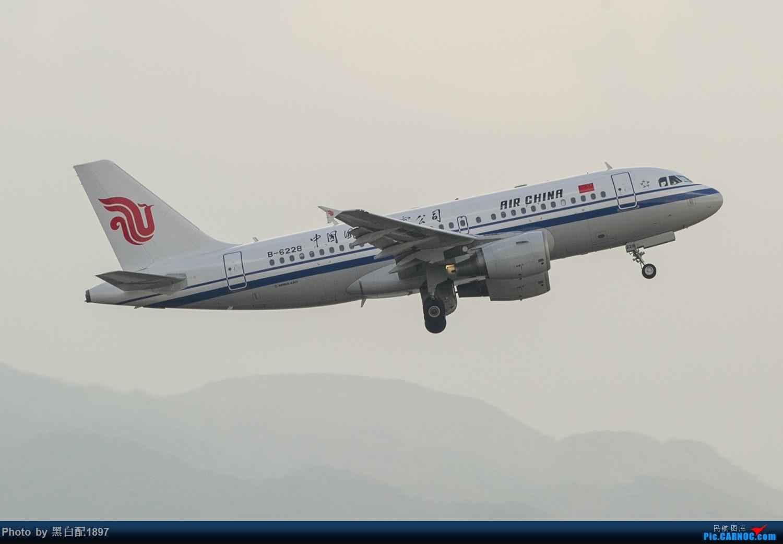 Re:[原创]国庆长水二日游之二 AIRBUS A319-100 B-6228 中国昆明长水国际机场