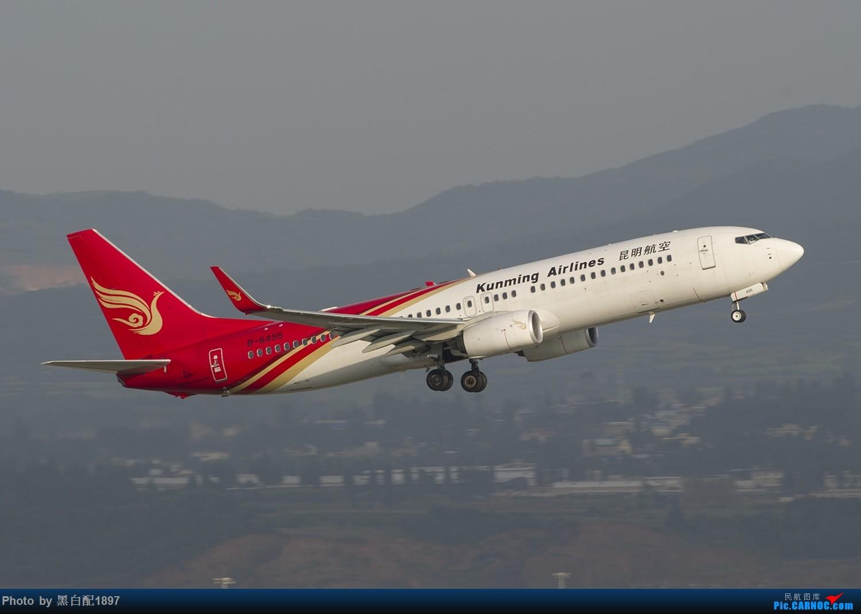 Re:[原创]国庆长水二日游之二 BOEING 737-800 B-6495 中国昆明长水国际机场