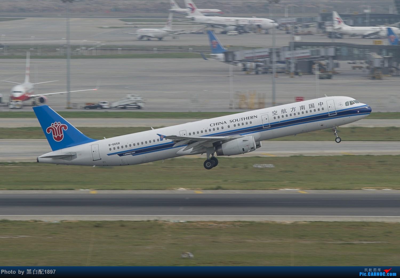 Re:[原创]国庆长水二日游之二 AIRBUS A321-200 B-6658 中国昆明长水国际机场