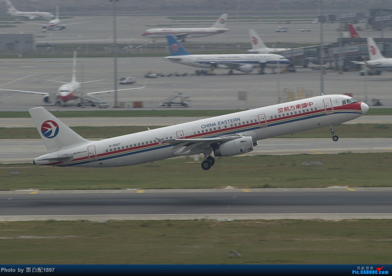 Re:[原创]国庆长水二日游之二 AIRBUS A321-200 B-9907 中国昆明长水国际机场