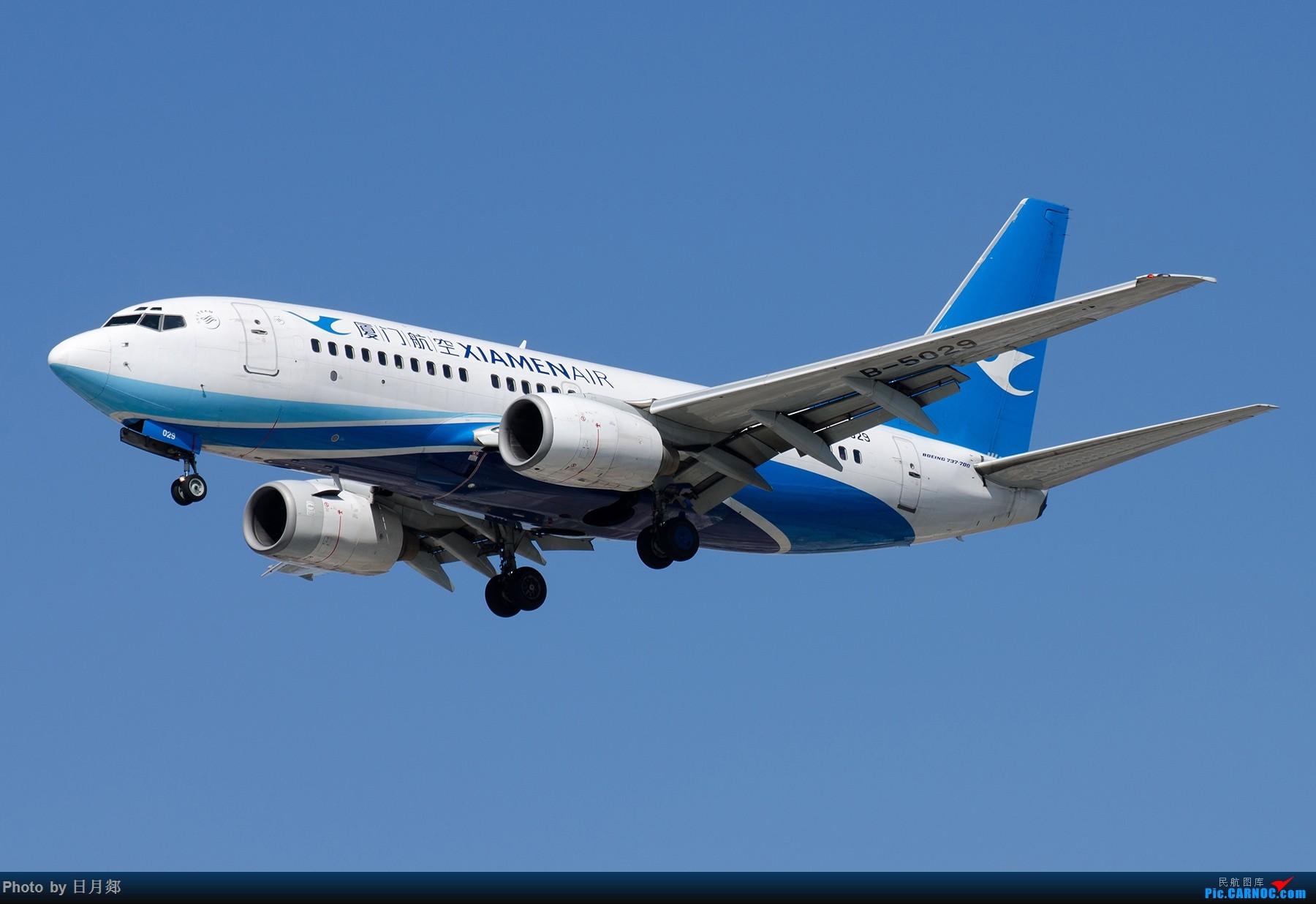 Re:[原创]【SHA拍机*1800大图】国庆的存货接着发,台风啥时候才能过去 BOEING 737-700 B-5029 中国上海虹桥国际机场