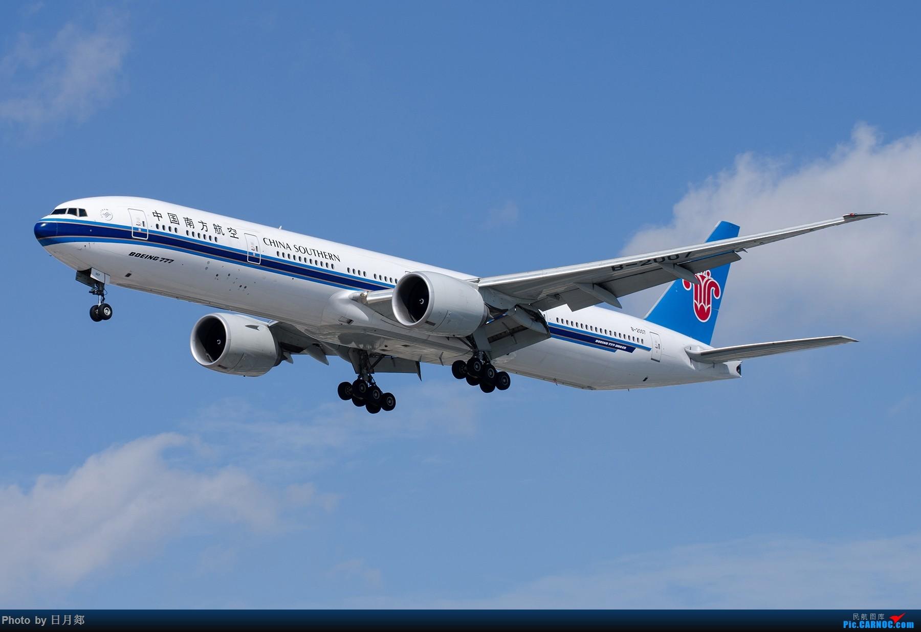 Re:[原创]【SHA拍机*1800大图】国庆的存货接着发,台风啥时候才能过去 BOEING 777-300ER B-2007 中国上海虹桥国际机场