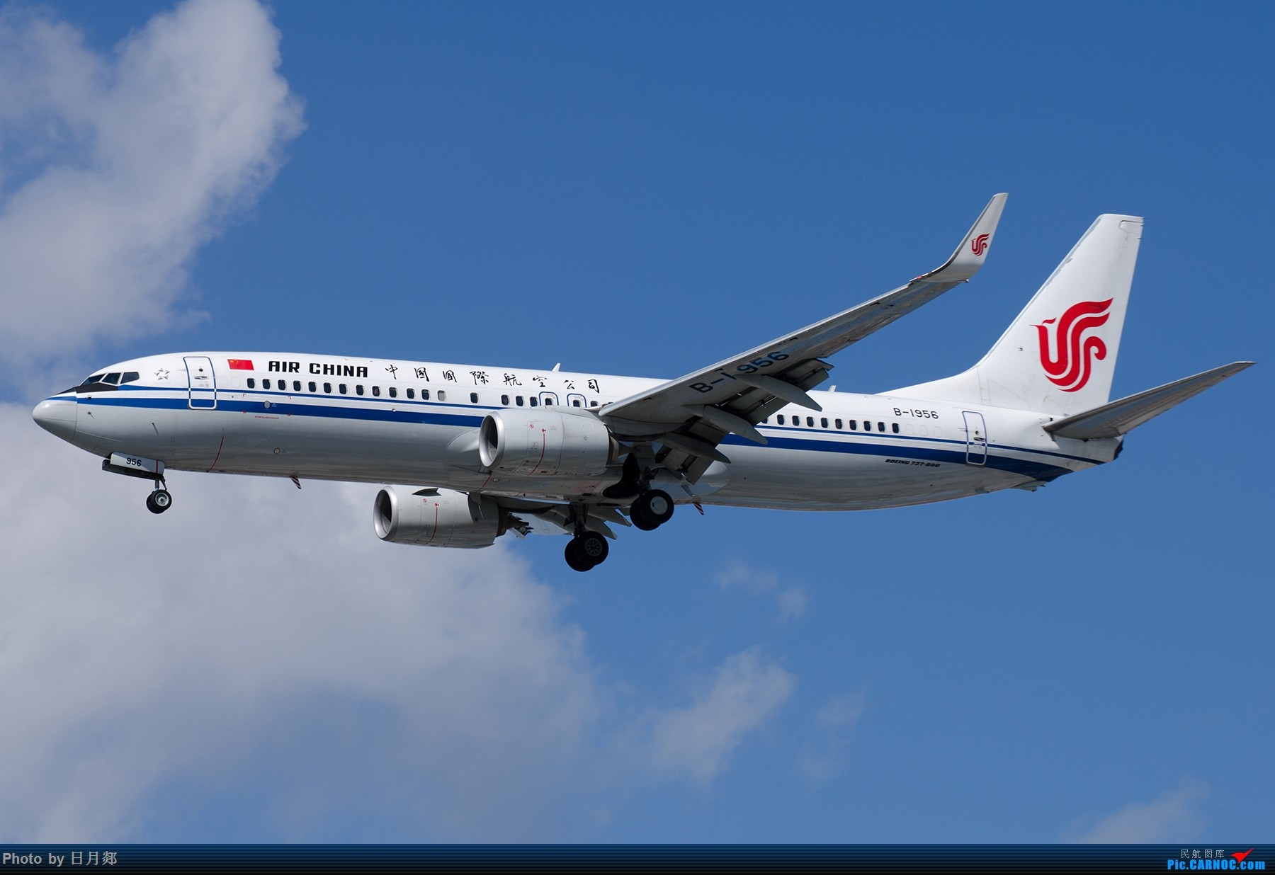 Re:[原创]【SHA拍机*1800大图】国庆的存货接着发,台风啥时候才能过去 BOEING 737-800 B-1956 中国上海虹桥国际机场