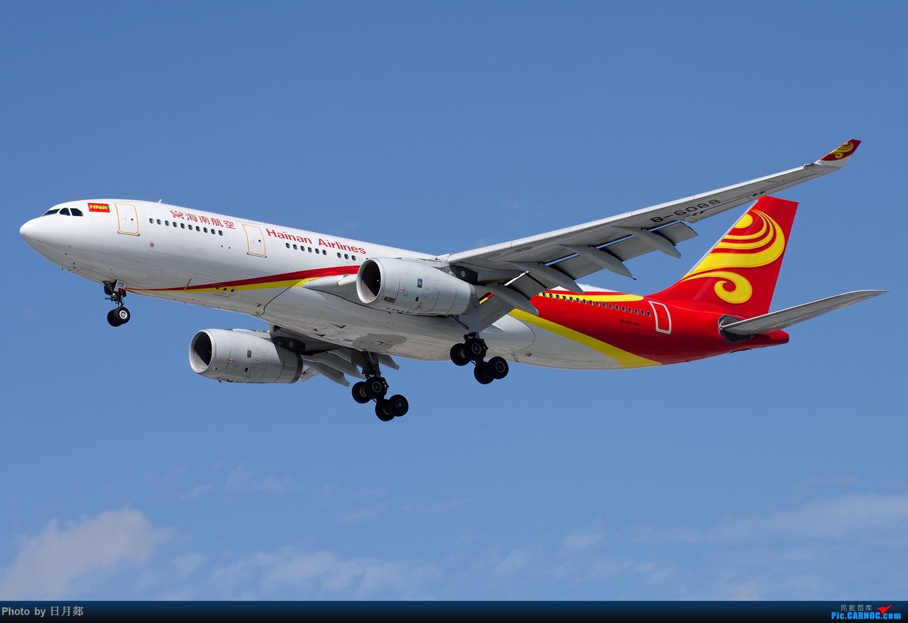 Re:[原创]【SHA拍机*1800大图】国庆的存货接着发,台风啥时候才能过去 AIRBUS A330-200 B-6088 中国上海虹桥国际机场