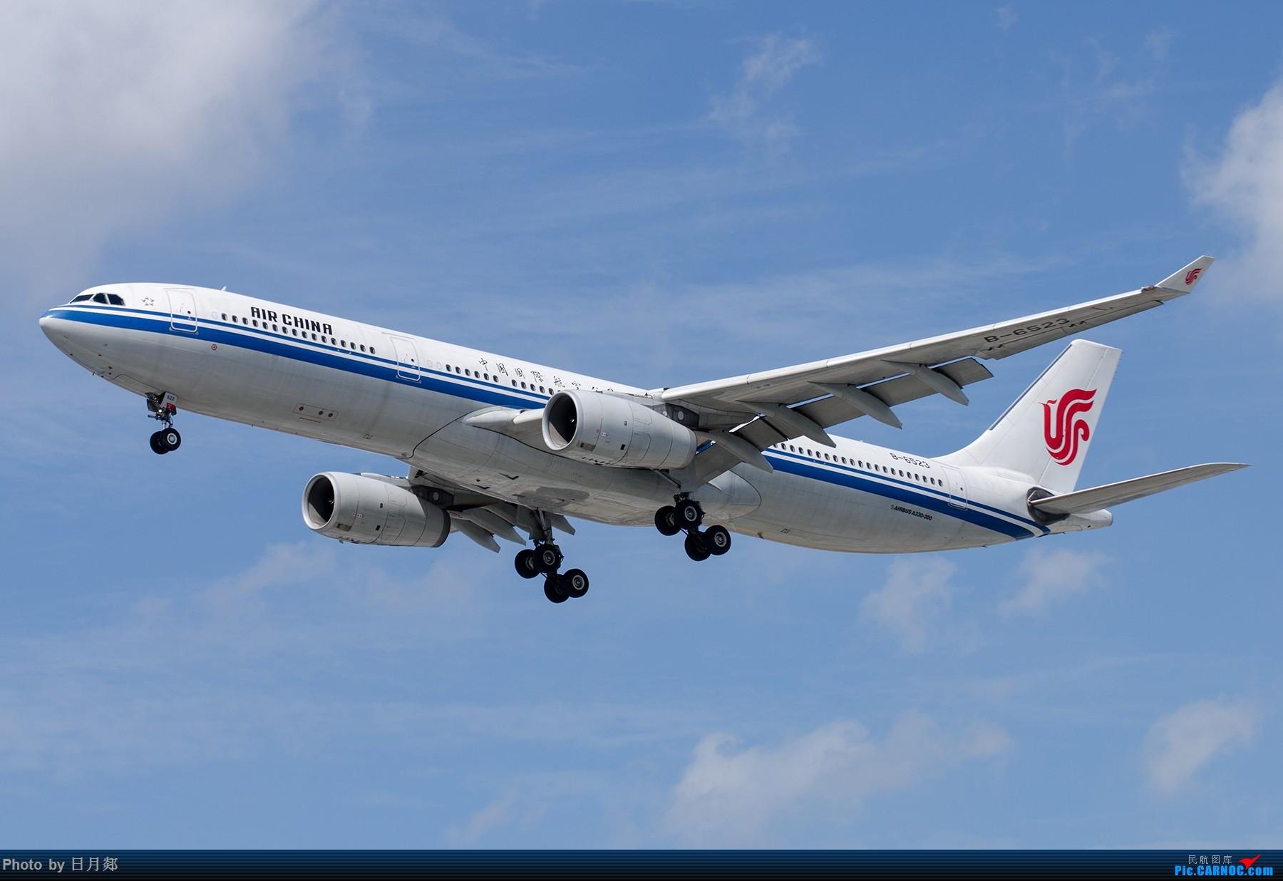 Re:[原创]【SHA拍机*1800大图】国庆的存货接着发,台风啥时候才能过去 AIRBUS A330-300 B-6523 中国上海虹桥国际机场