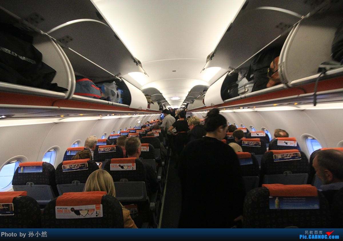 Re:[原创]曼彻斯特-哥本哈根-爱丁堡 MAN-CPH-EDI 欧洲自制铁空联运easyjet AIRBUS A319-100 G-EZFY 英国曼彻斯特机场