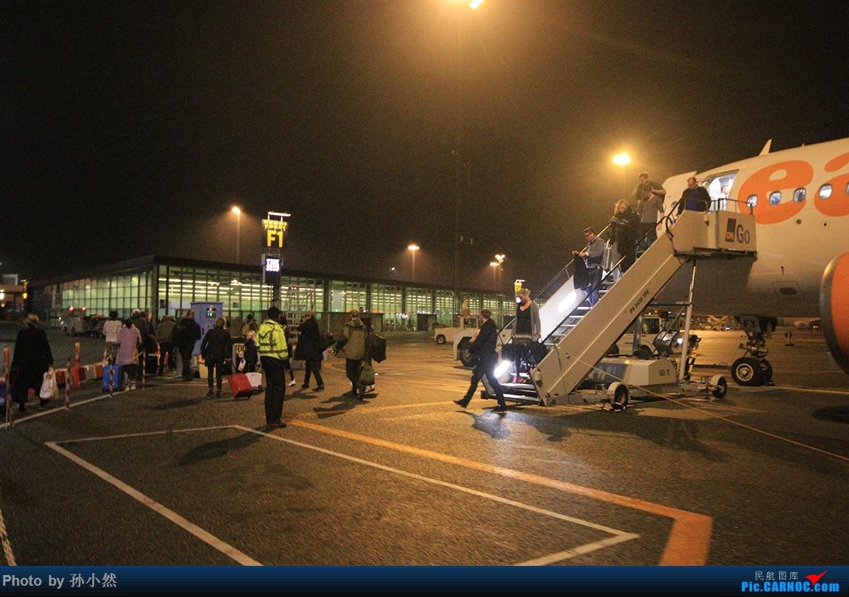 Re:[原创]曼彻斯特-哥本哈根-爱丁堡 MAN-CPH-EDI 欧洲自制铁空联运easyjet    丹麦哥本哈根凯斯楚普机场
