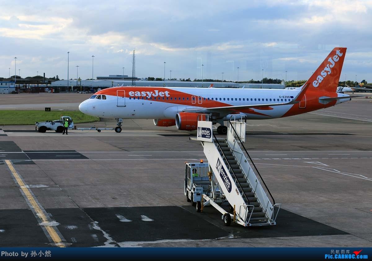 Re:[原创]曼彻斯特-哥本哈根-爱丁堡 MAN-CPH-EDI 欧洲自制铁空联运easyjet AIRBUS A320 G-EZ00 英国曼彻斯特机场