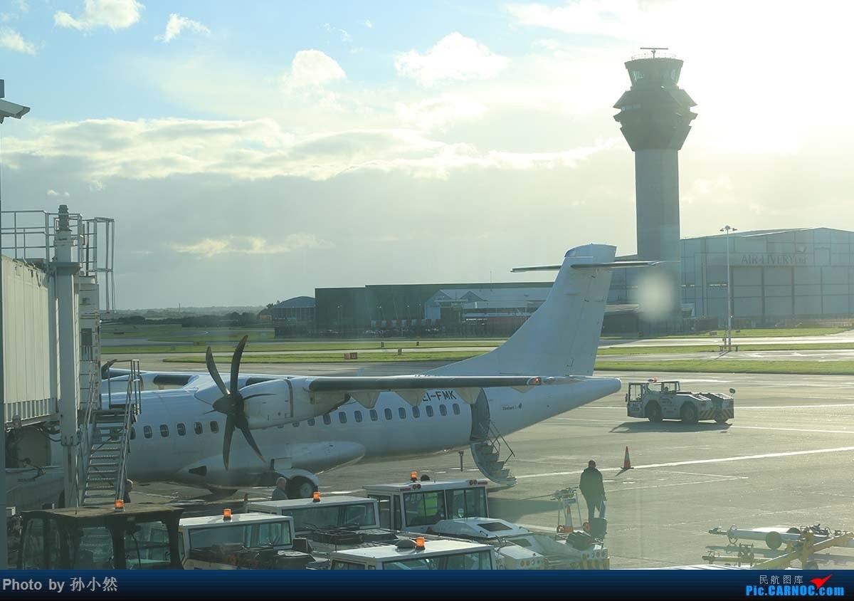 Re:[原创]曼彻斯特-哥本哈根-爱丁堡 MAN-CPH-EDI 欧洲自制铁空联运easyjet ATR-72 EI-FMK 英国曼彻斯特机场