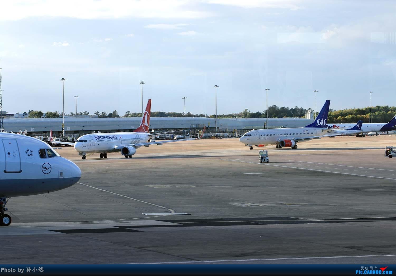 Re:[原创]曼彻斯特-哥本哈根-爱丁堡 MAN-CPH-EDI 欧洲自制铁空联运easyjet BOEING 737-800