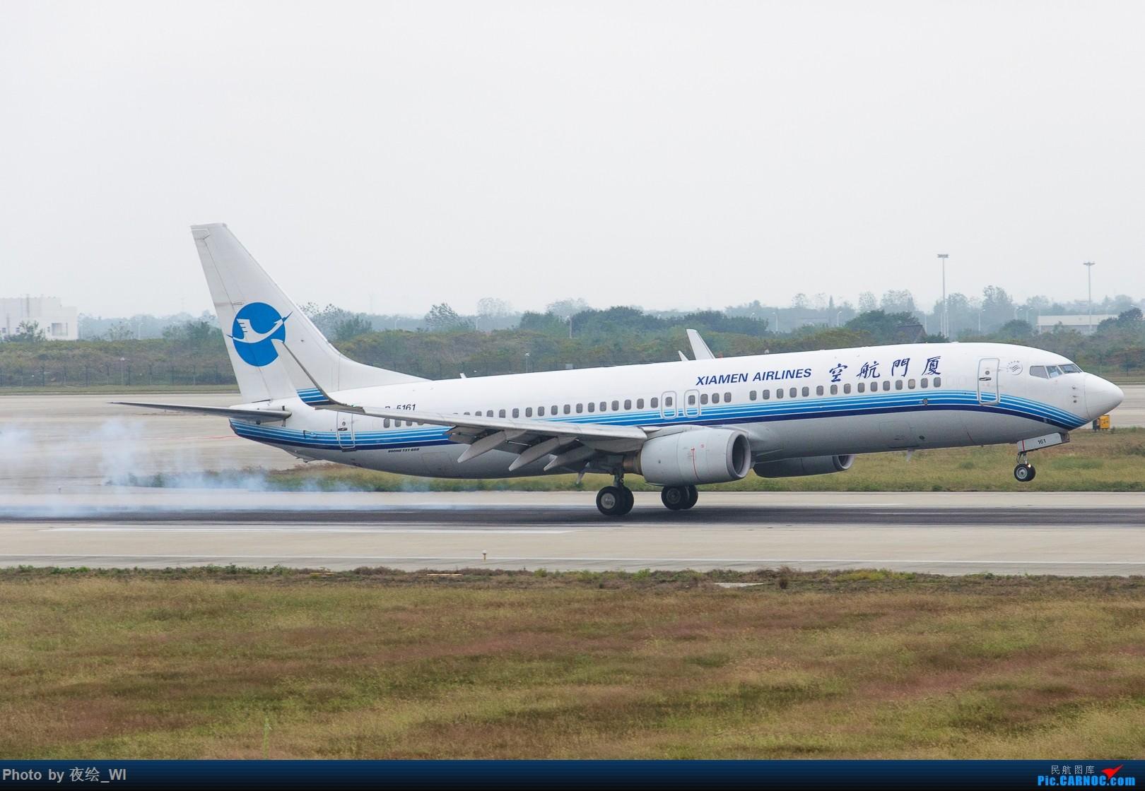 Re:[原创]【NKG】生日也要拍飞机,珍惜南京久违的单跑运行时光 BOEING 737-800 B-5161 中国南京禄口国际机场