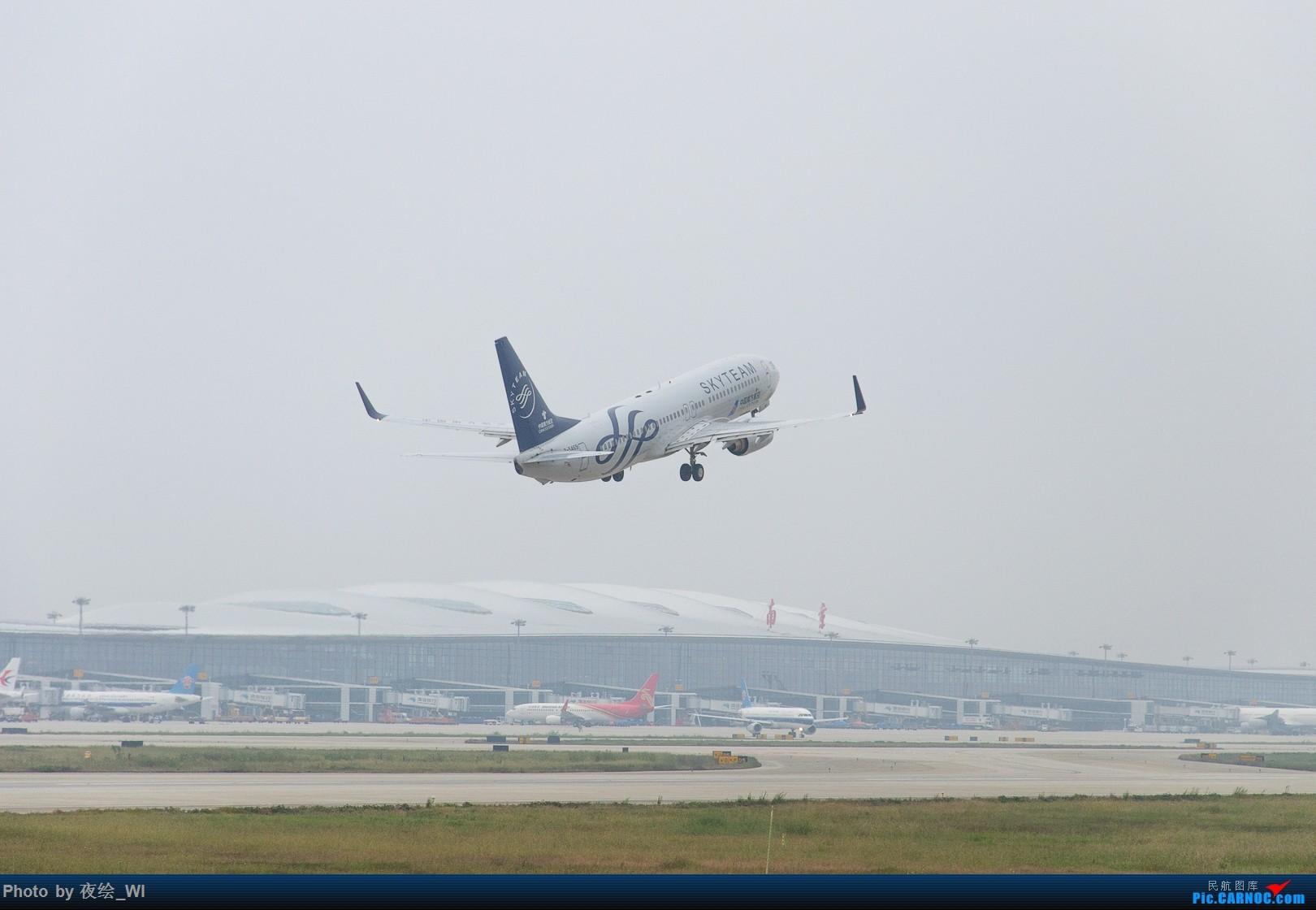 Re:[原创]【NKG】生日也要拍飞机,珍惜南京久违的单跑运行时光 BOEING 737-800 B-5469 中国南京禄口国际机场