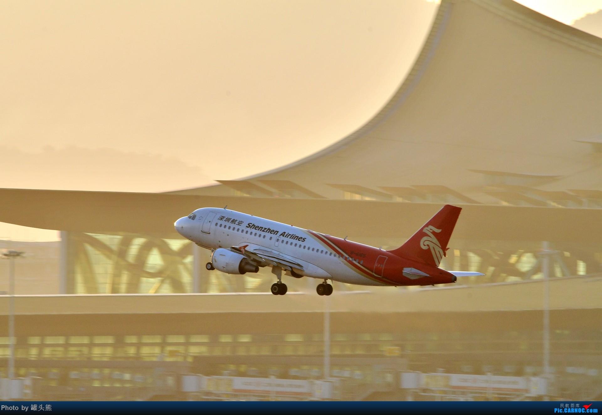 Re:[原创]【KMG]】东跑逆光 AIRBUS A319-100 B-6165 中国昆明长水国际机场