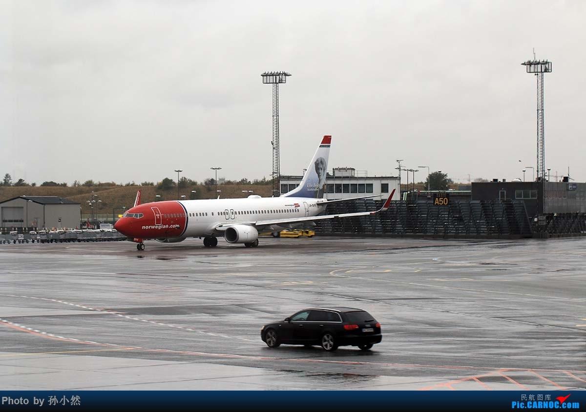 Re:[原创]曼彻斯特-哥本哈根-爱丁堡 MAN-CPH-EDI 欧洲自制铁空联运easyjet BOEING 737-800 LN-DYV 丹麦哥本哈根凯斯楚普机场
