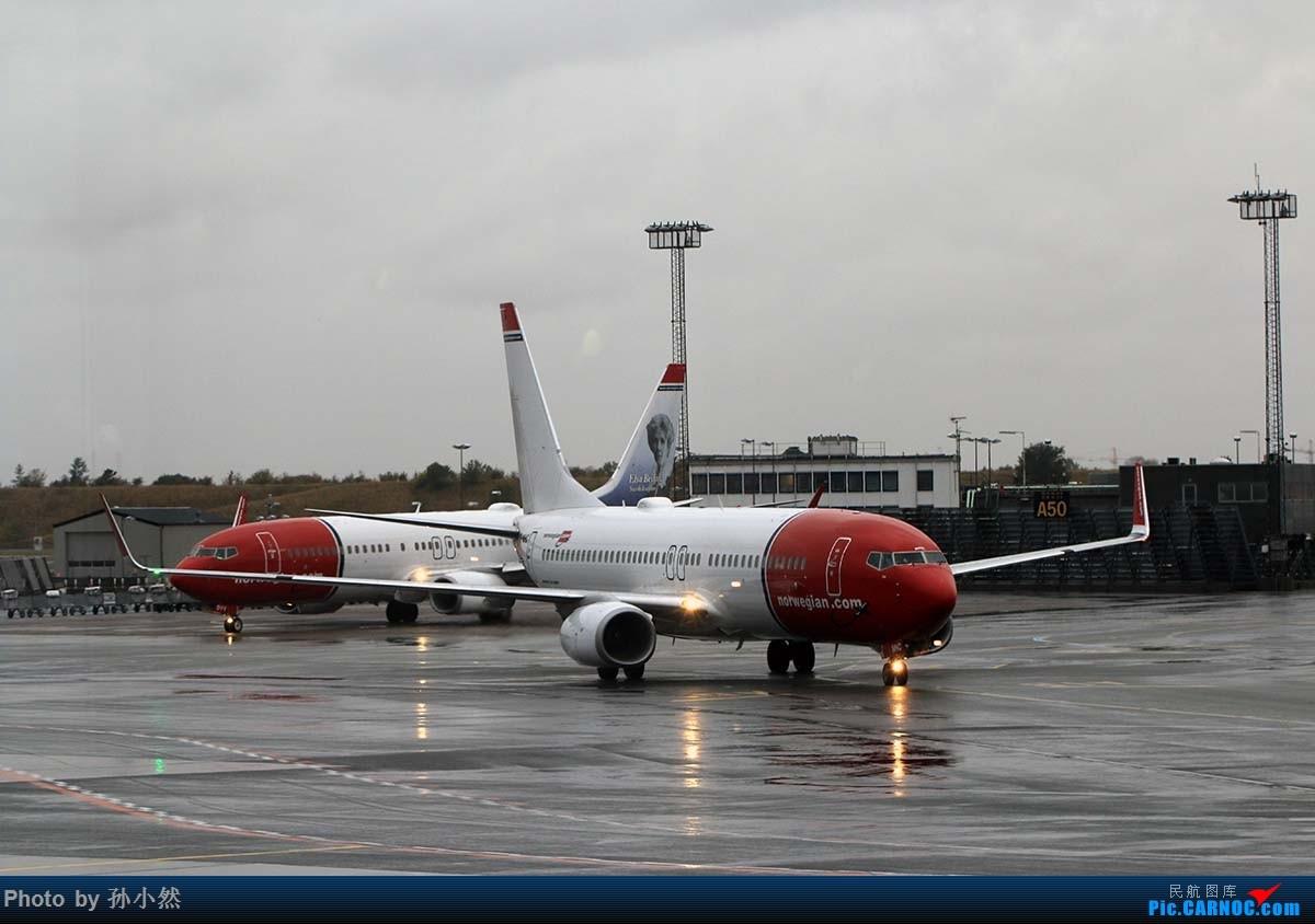 Re:[原创]曼彻斯特-哥本哈根-爱丁堡 MAN-CPH-EDI 欧洲自制铁空联运easyjet BOEING 737-800 LN-NHC 丹麦哥本哈根凯斯楚普机场