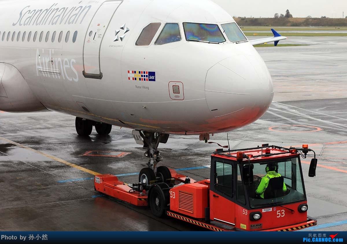 Re:[原创]曼彻斯特-哥本哈根-爱丁堡 MAN-CPH-EDI 欧洲自制铁空联运easyjet AIRBUS A321 OY-KAY 丹麦哥本哈根凯斯楚普机场