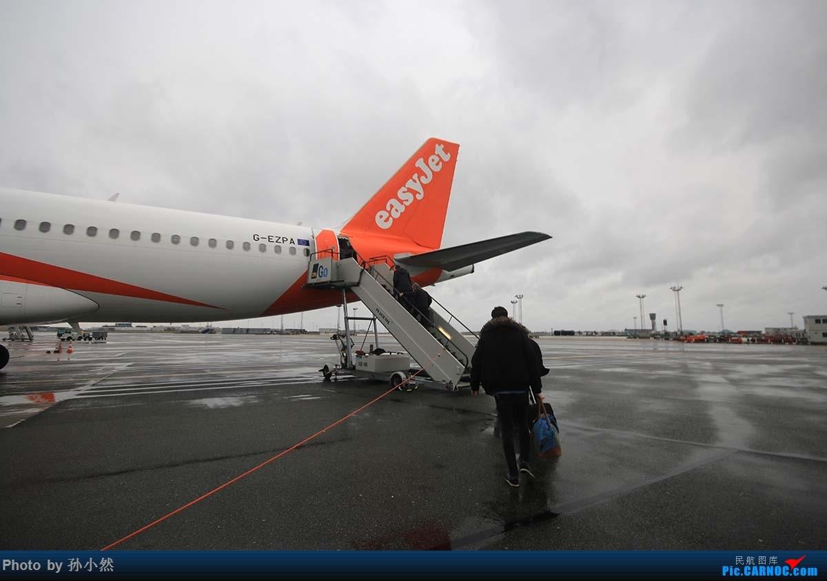 Re:[原创]曼彻斯特-哥本哈根-爱丁堡 MAN-CPH-EDI 欧洲自制铁空联运easyjet AIRBUS A320-200 G-EZPA 丹麦哥本哈根凯斯楚普机场