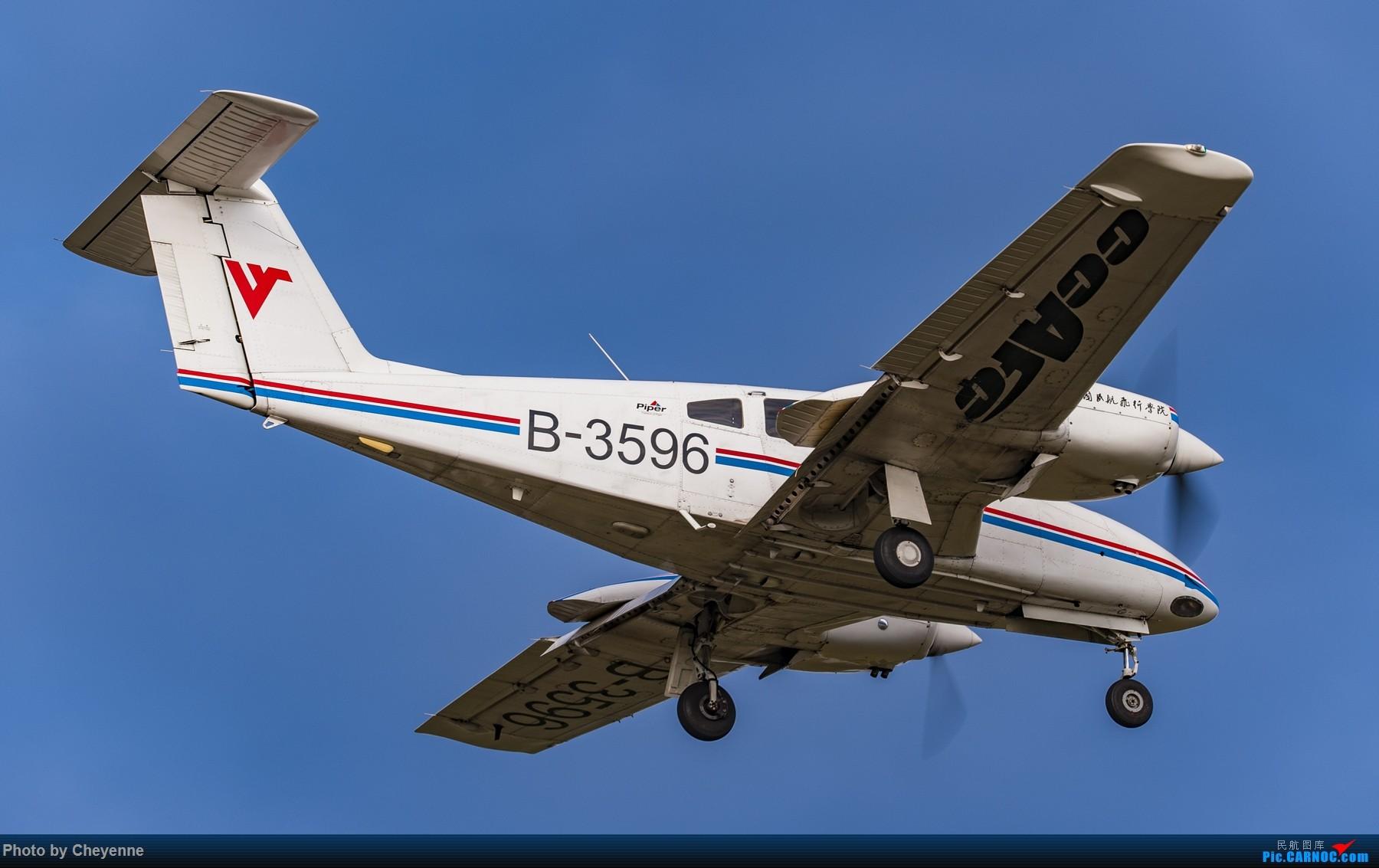 Re:[原创]【GHN】短杵杵脚杆些 PIPER PA-44-180 B-3596 中国广汉机场
