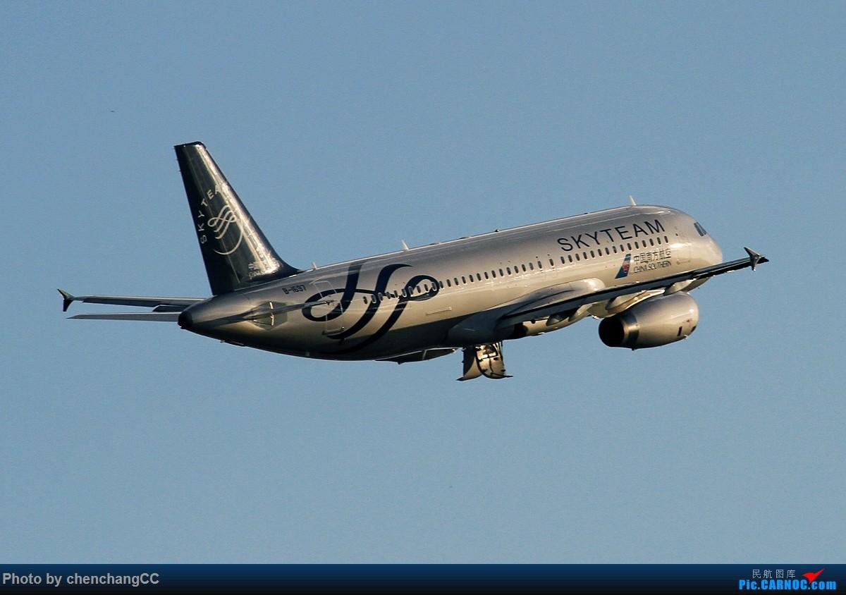 Re:[原创]【chenchangCC】猪展动身前最后一贴,明早8点飞广州 AIRBUS A320-200 B-1697 中国昆明长水国际机场