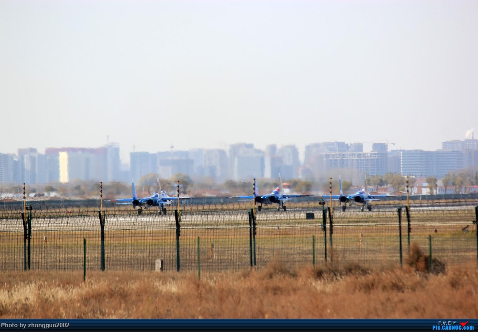 [原创]目送俄罗斯勇士表演队从呼和浩特机场飞向珠海!