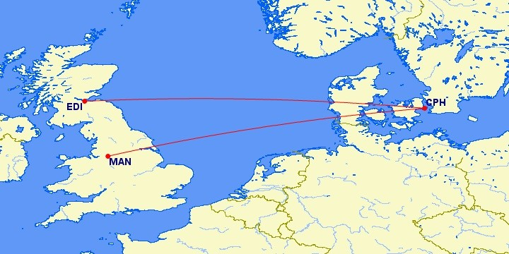 Re: [原创]曼彻斯特-哥本哈根-爱丁堡 MAN-CPH-EDI 欧洲自制铁空联运 easyJet