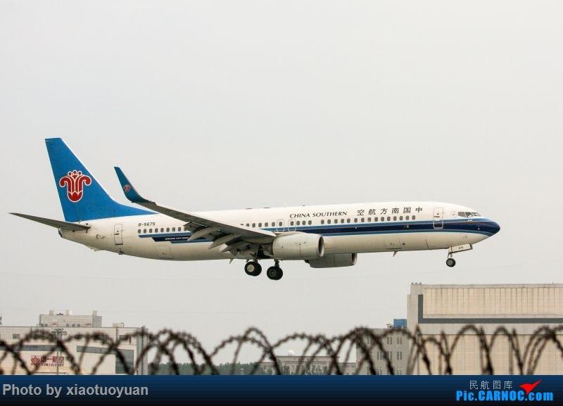 Re:[原创]9月2日于沈阳桃仙 BOEING 737-800 B-5675 中国沈阳桃仙国际机场